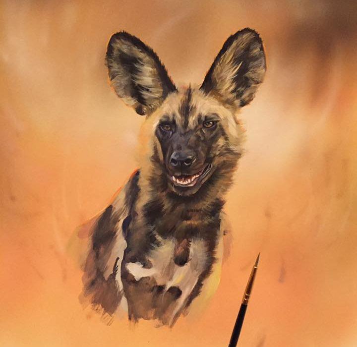 Biography Krysten Newby British Wildlife Artist