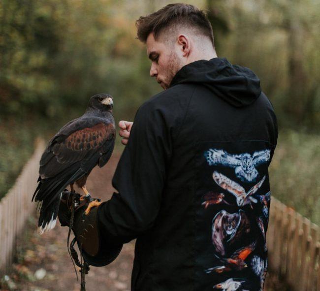 Birds of Prey t-shirt design