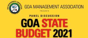 Goa State Budget 2021