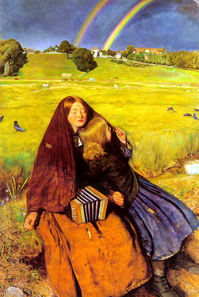 Why are they called the Pre-Raphaelites?