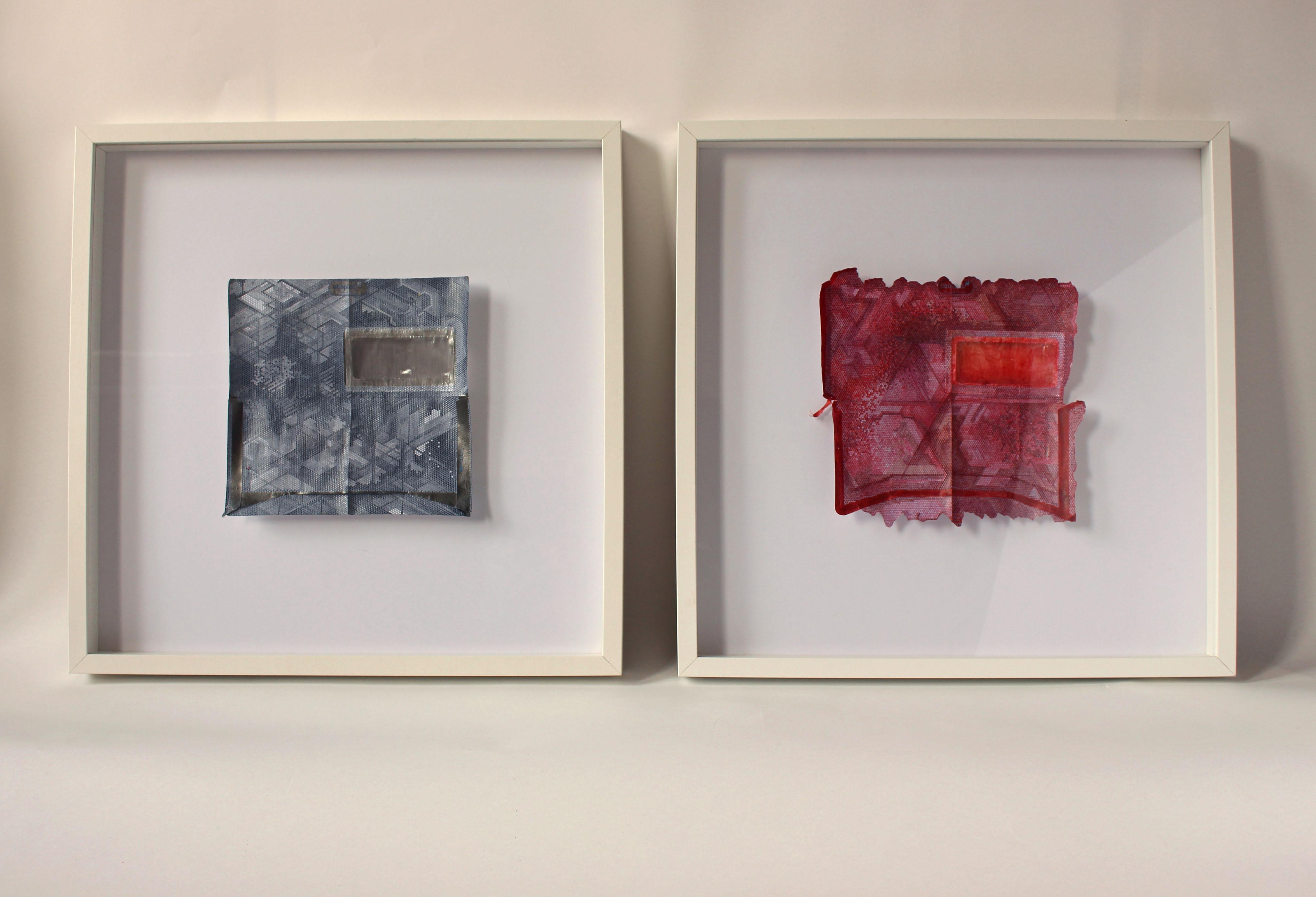 Ruth Chambers envelope art