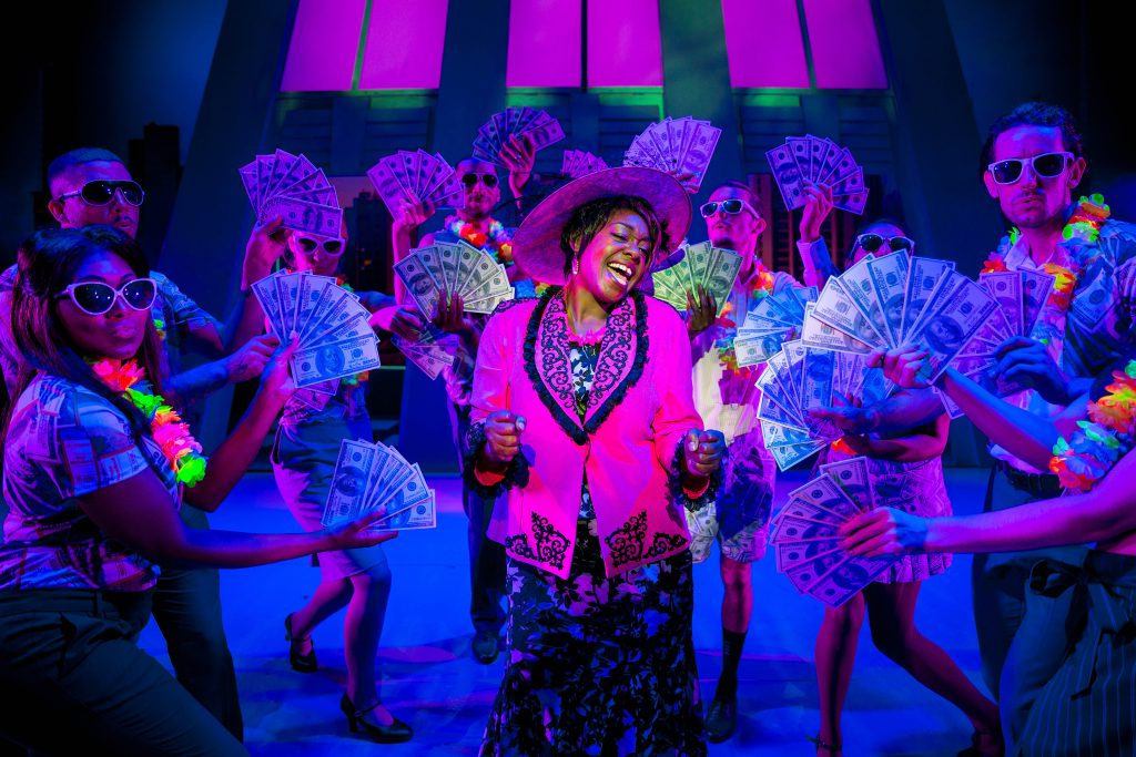 Theatre review Ghost the musical Wolverhampton Grand