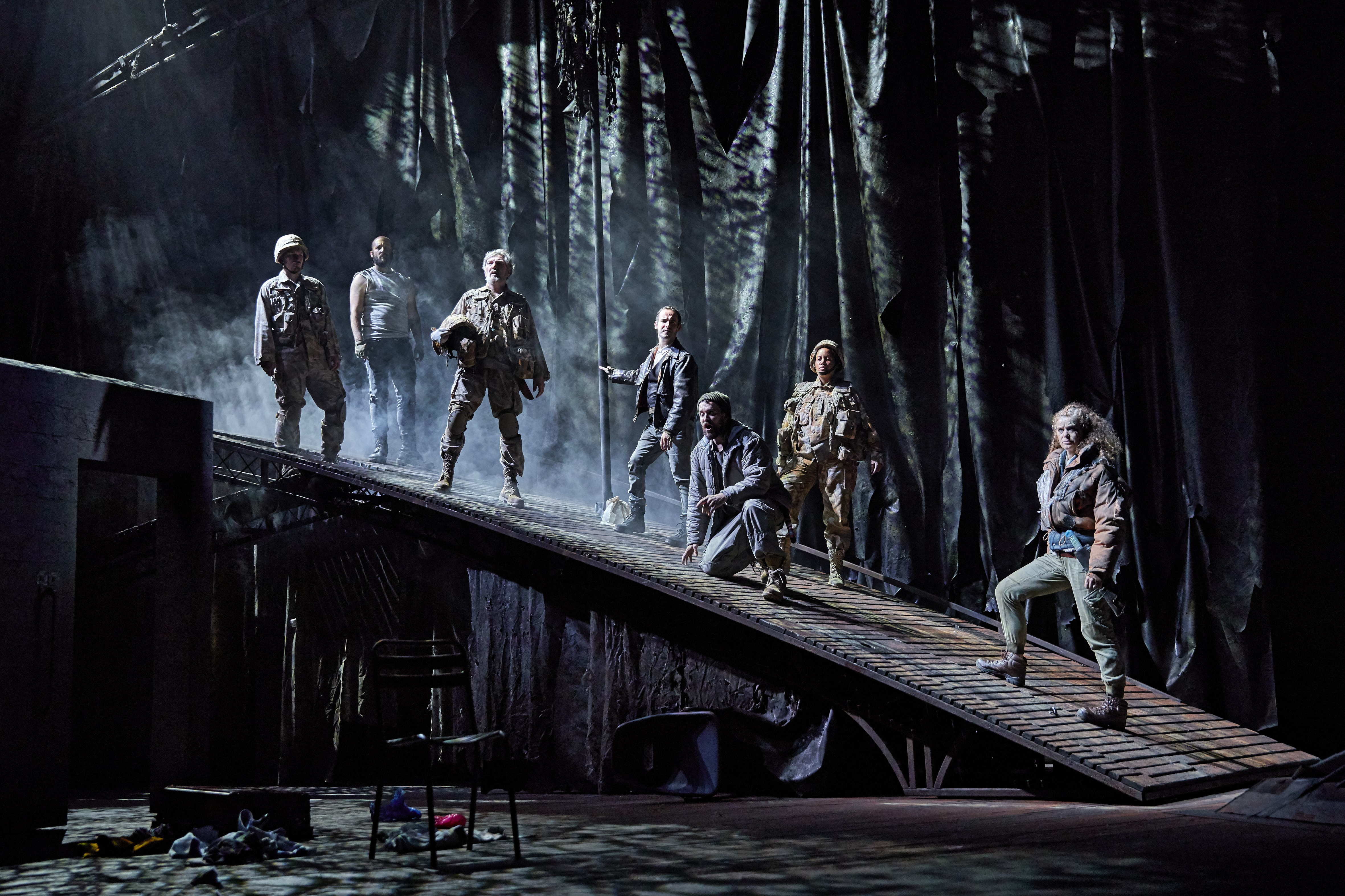 National Theatre Macbeth review