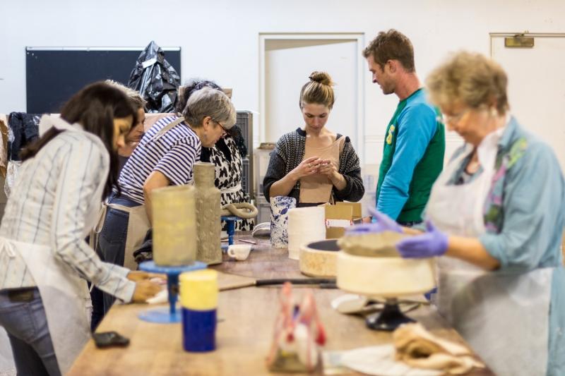 best art and craft classes Birmingham