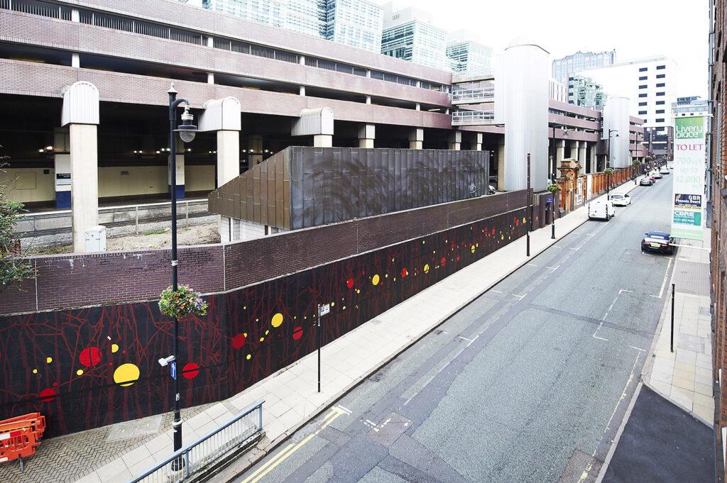 Birmingham contemporary art commission