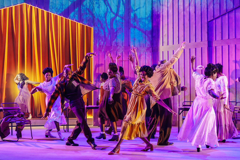 The Colour Purple theatre review