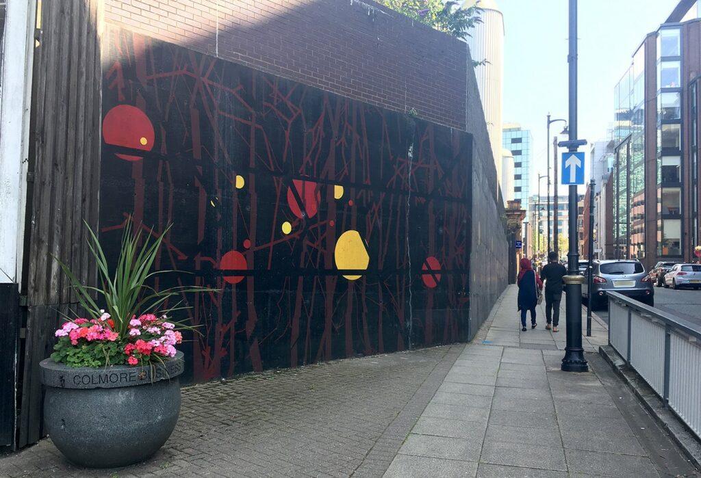 contemporary art commission Birmingham