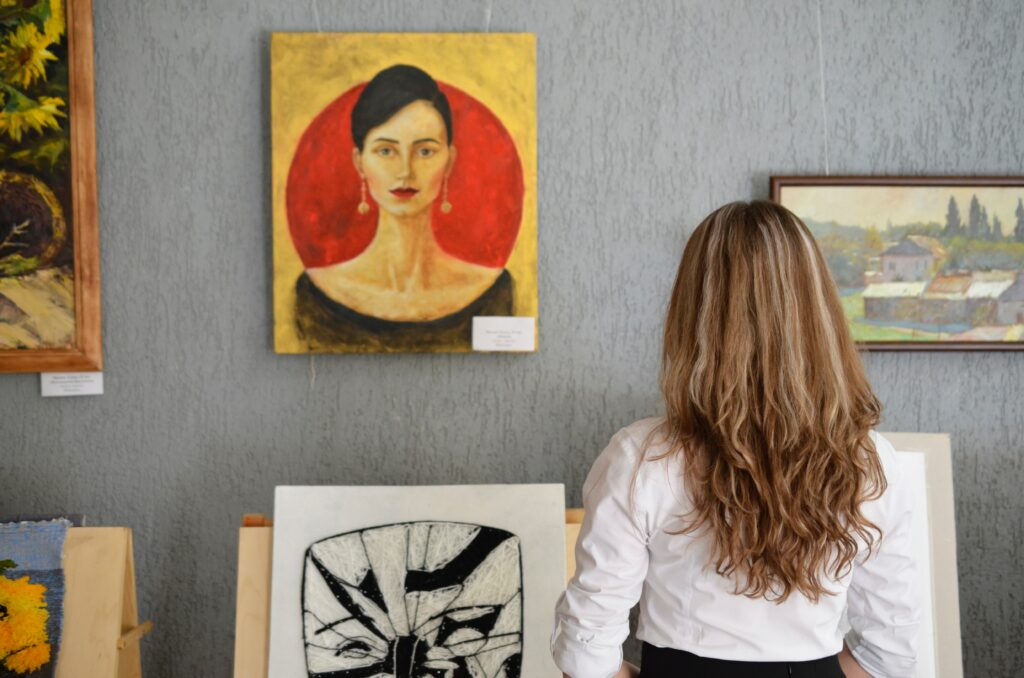 sexism in the art world