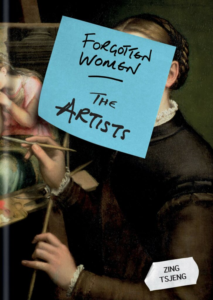 books about famous female artists and their work