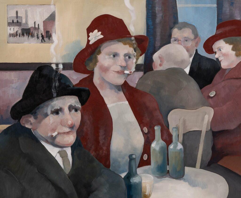 Eric Tucker Warrington artist