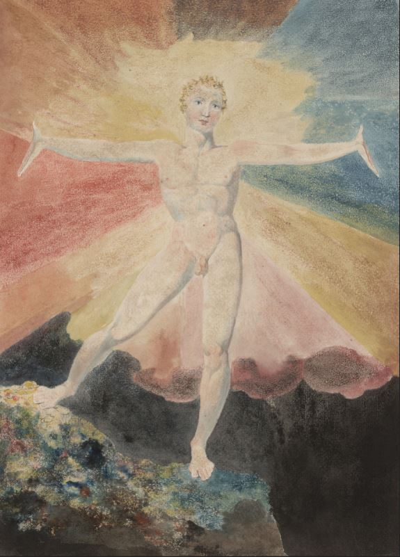 William Blake review Tate Britain