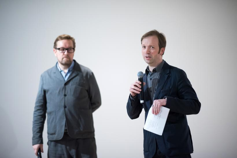 Current British art critics