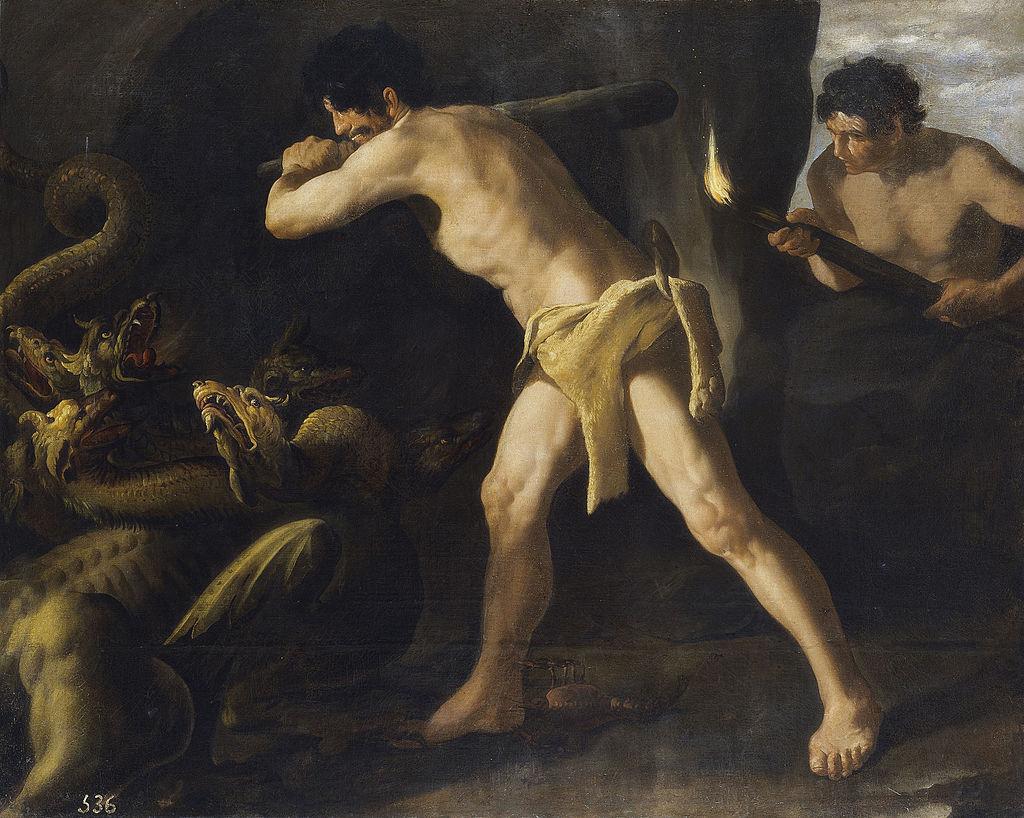 heroes and heroines in art history