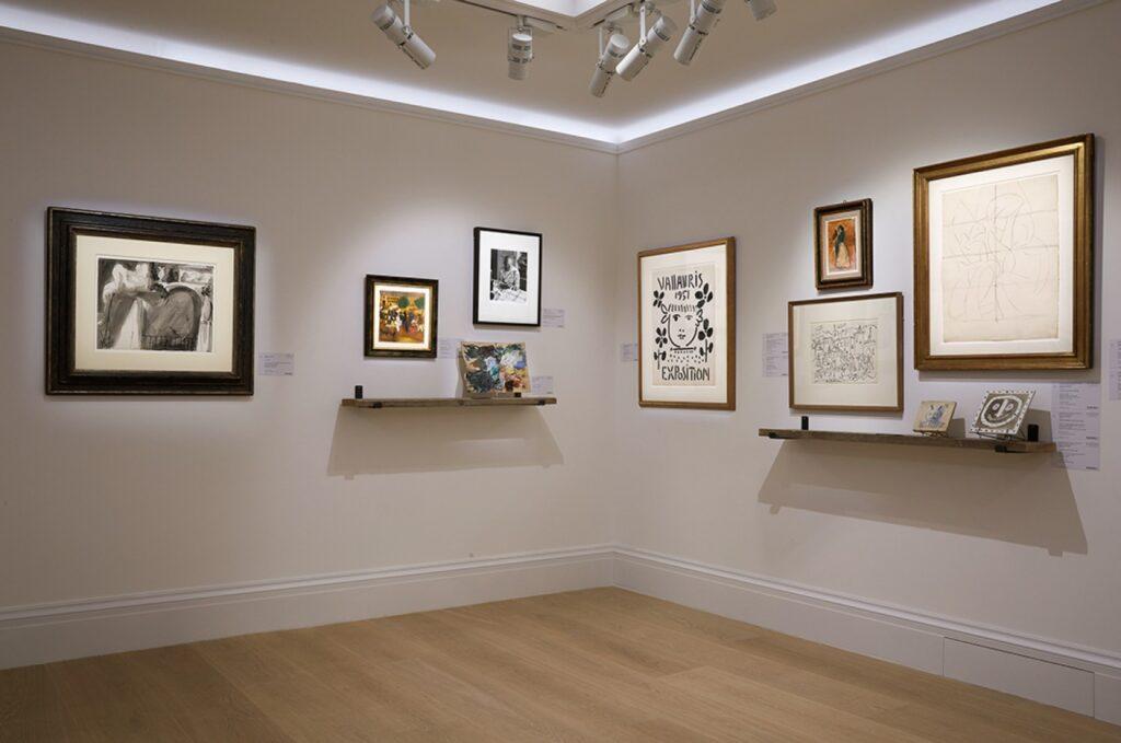 art exhibitions London 2020