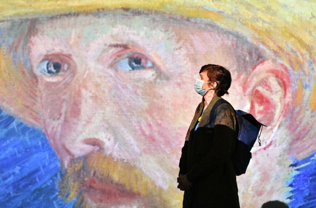 Van Gogh Alive Birmingham
