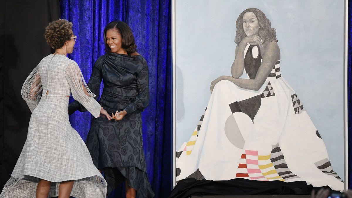 black female painters