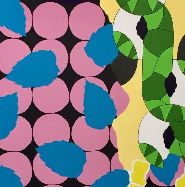 fabric design art