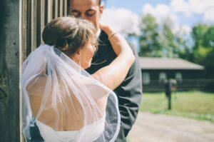 reducing wedding stress