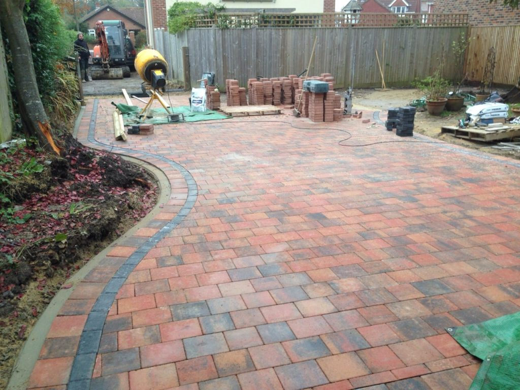 Block Paving Hampshire
