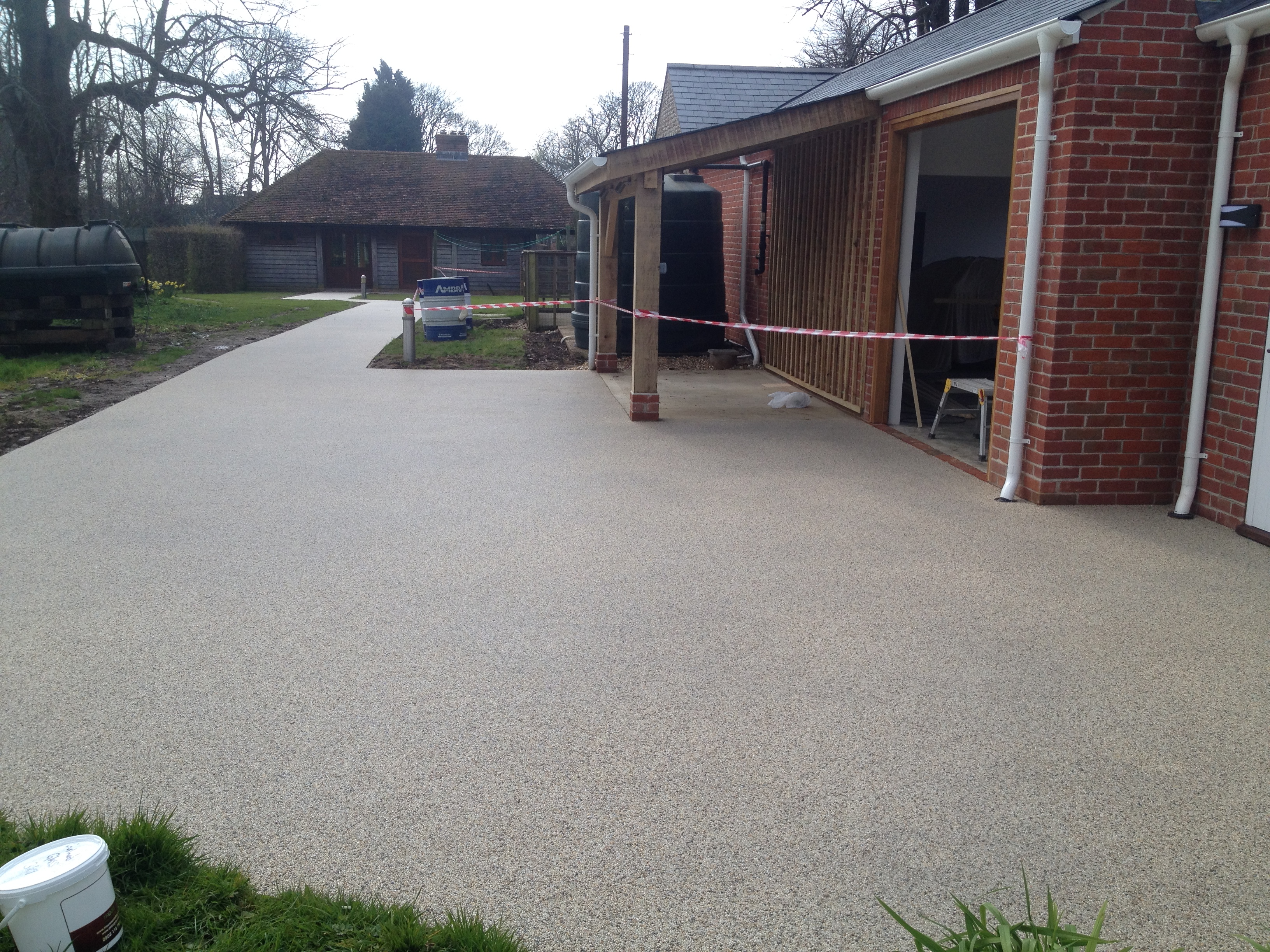 Resin Driveways Fareham