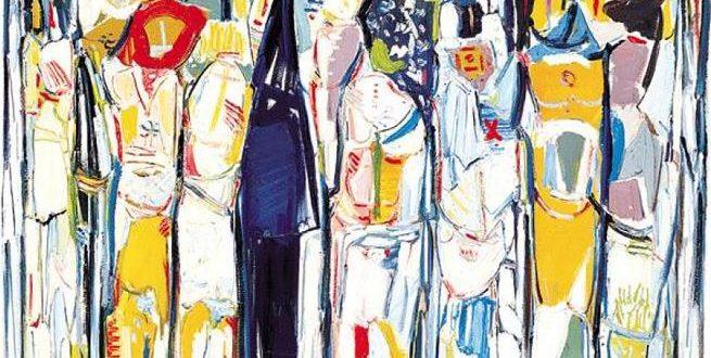 لوحة لبول غورغوسيان