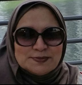 الكاتبة هيا علي الفهد