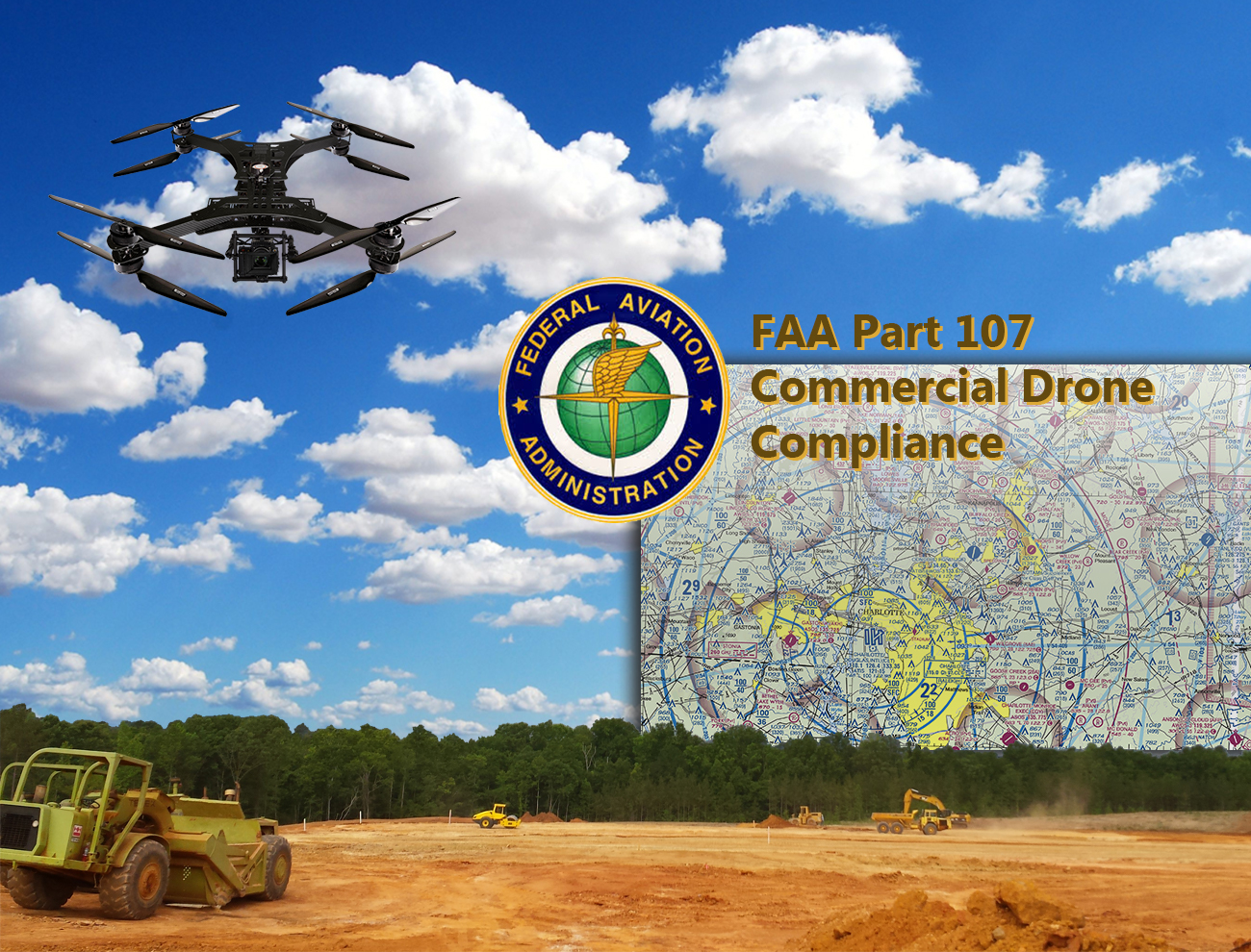 Boyle UAV and Part 107 compliance