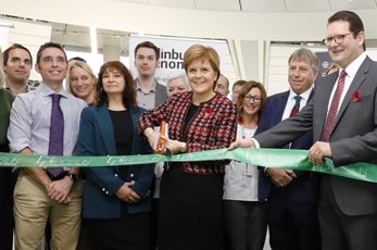 First Minister visits Roslin Technologies HQ, the Roslin Innovation Centre