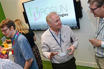 Roslin Technologies hosts open house event