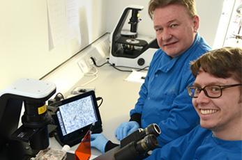 Roslin Technologies establishes Animal Cells laboratory