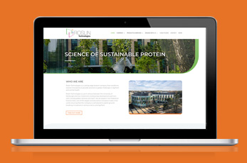 Roslin Technologies launches new website