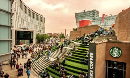 SUMMER ACTIVITIES AT LIVERPOOL ONE