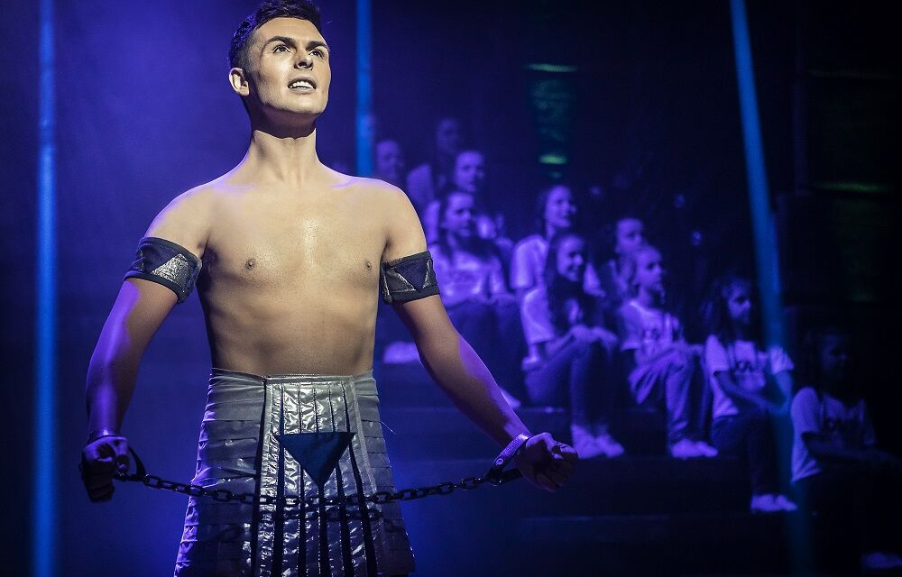 Union J star coming to Theatre Royal