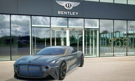 BENTLEY LAUNCHES AR APP TO SHOWCASE  EXP 100 GT