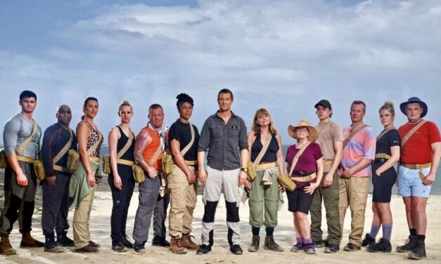 FROM DESPERATE SCOUSEWIVES TO TREASURE ISLAND WITH BEAR GRYLLS