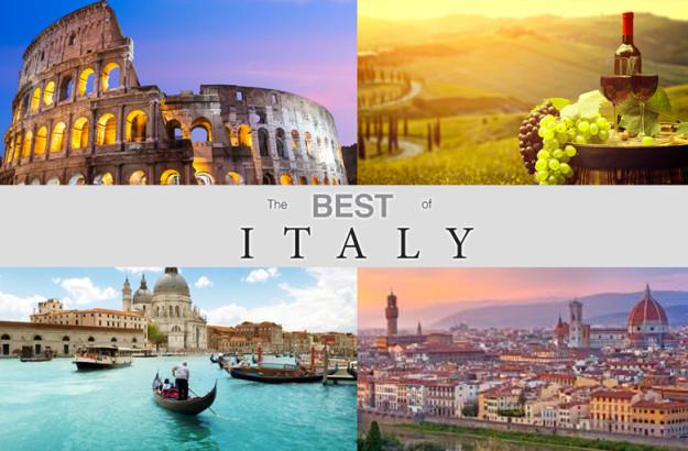 THE BEST SPA BREAKS IN ITALY