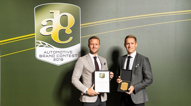 BENTLEY DESIGNERS SCOOP TWO TOP GERMAN DESIGN COUNCIL AWARDS
