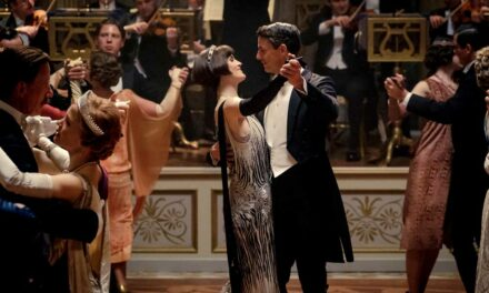 OUR LOVE AFFAIR WITH DOWNTON ABBEY STARTS AGAIN