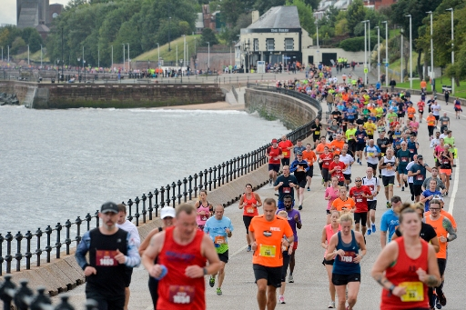 RUNNERS GEAR UP FOR WIRRAL RACE WEEKEND