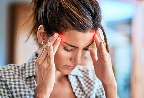 SUFFERING FROM MIGRAINES?