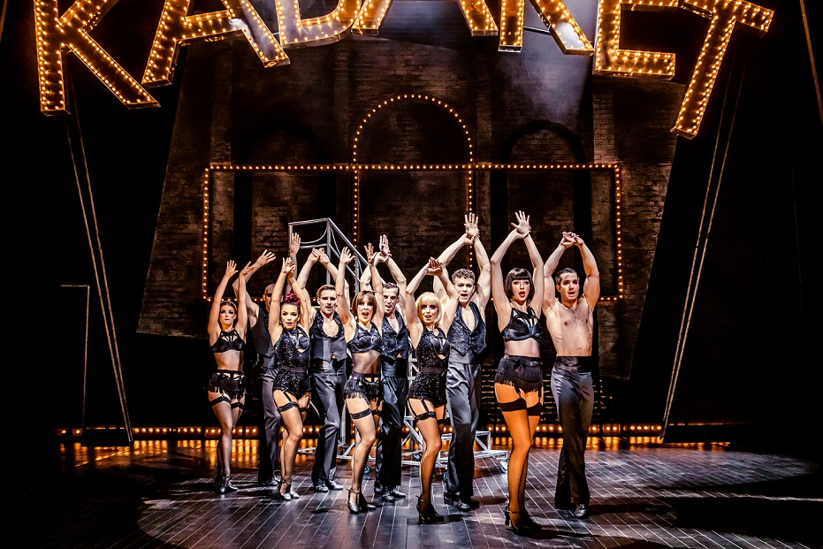 CABARET PREMIERES IN CHESTER NEXT WEEK