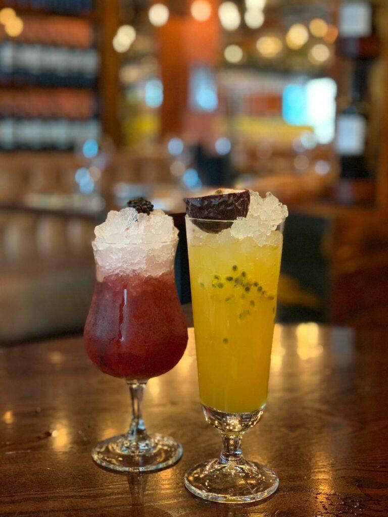 Mocktails from Fazenda