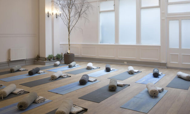 THE BEST YOGA STUDIOS IN LIVERPOOL