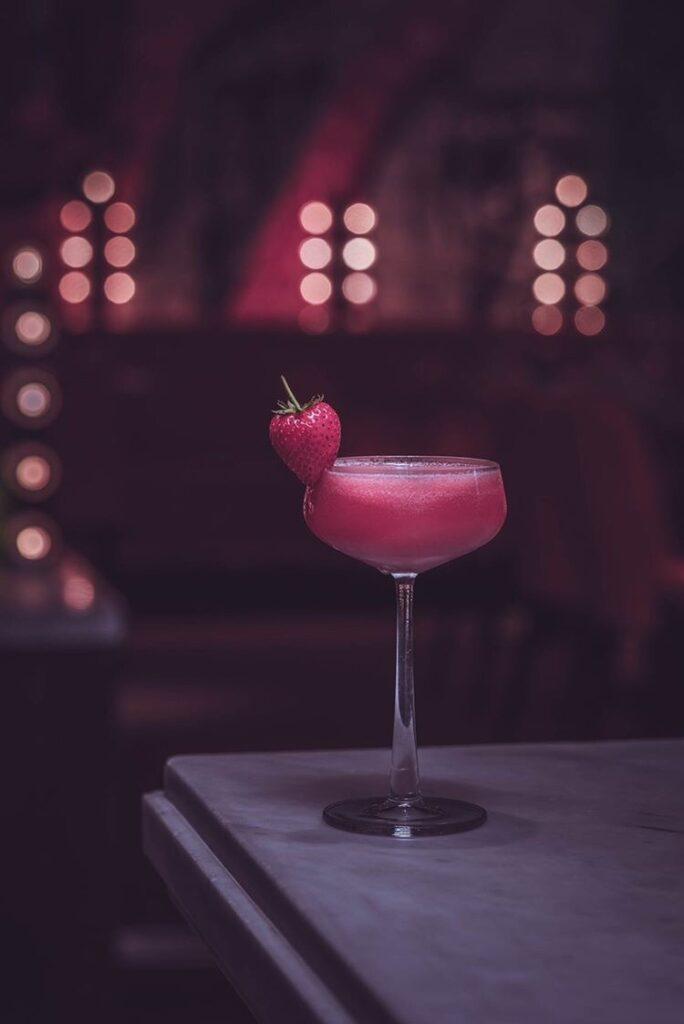 Mocktail from Neighbourhood Liverpool