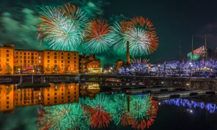 UNMISSABLE FIREWORK DISPLAYS IN MERSEYSIDE 2019