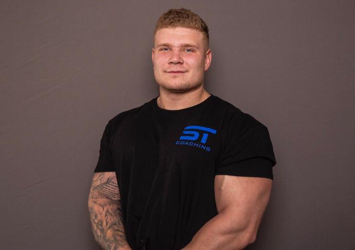 Ben bodybuilder