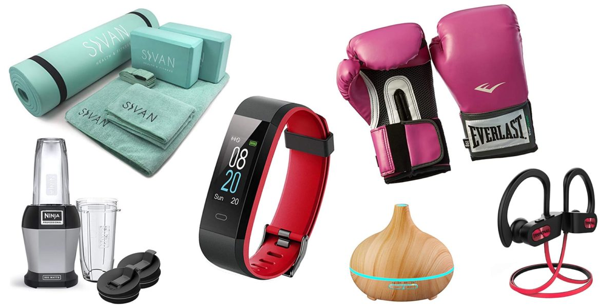 FITNESS GIFTS FOR GYM GOERS THIS CHRISTMAS