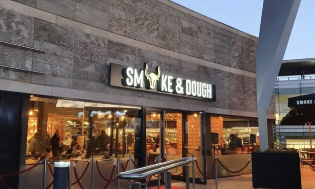 HIGHLY RATED RESTAURANT 'SMOKE AND DOUGH' OPENS IN LIVERPOOL