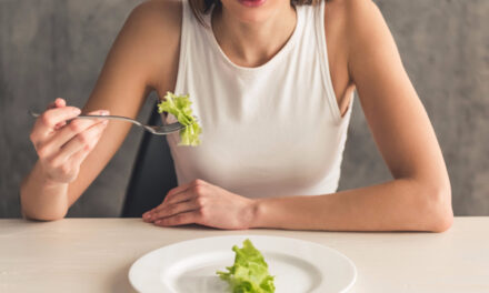 WHEN DIETING BECOMES AN EATING DISORDER
