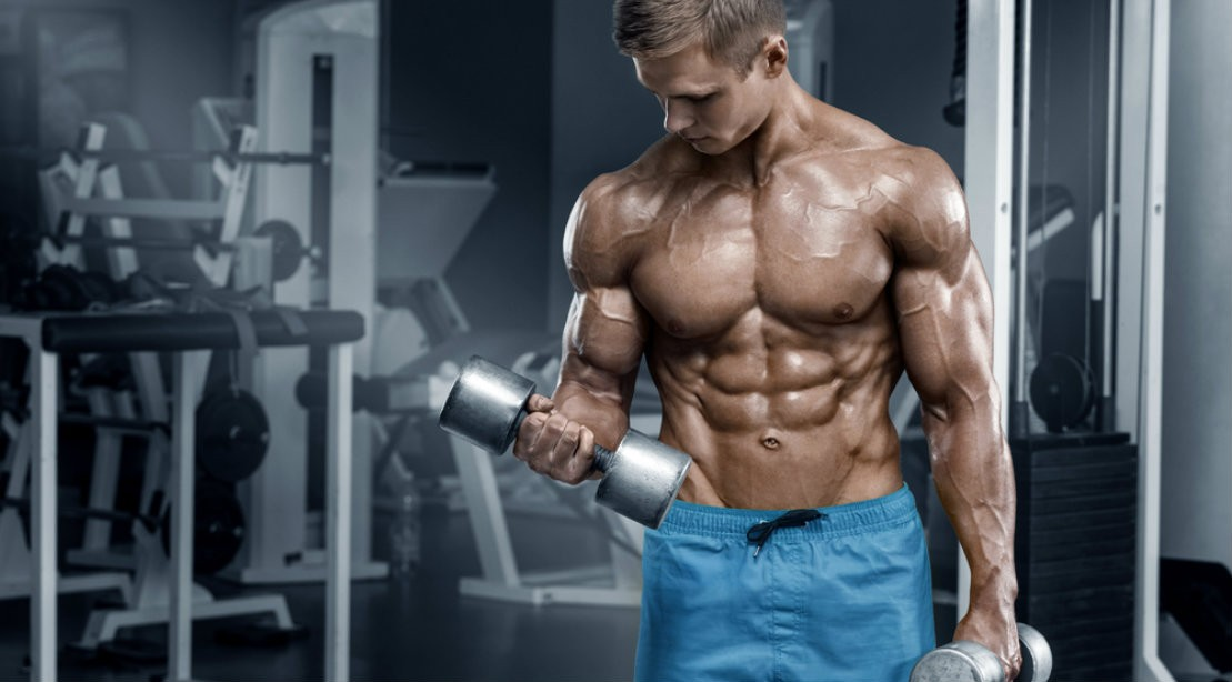 TOP 3 TIPS FOR MALES TRYING TO GAIN MUSCLE